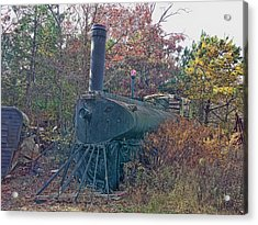 Lost Locomotive Acrylic Print