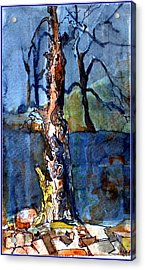 Lost Memories Acrylic Print by Mindy Newman