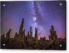 Lost Planet Acrylic Print