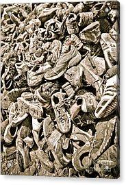 Lost Souls Acrylic Print by Charles Dobbs