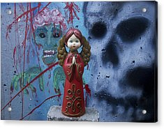 Lost Souls Acrylic Print by William Patrick