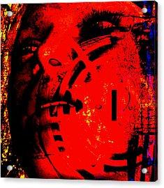 Lotus Queen Acrylic Print by Gallery Nex