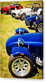 Lotus Seven Acrylic Print by Phil 'motography' Clark