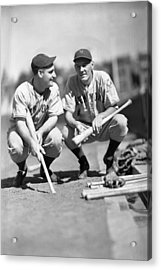 New York Yankees  Acrylic Print by Retro Images Archive