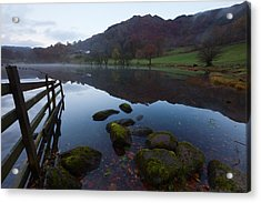 Loughrigg Tarn Acrylic Print