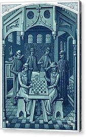 Louis Xi Acrylic Print by Granger