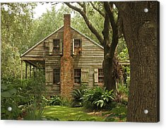 Louisiana Cajun Home Acrylic Print