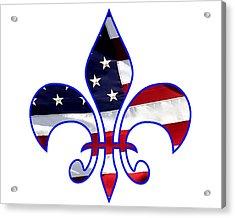 Louisiana Usa Acrylic Print