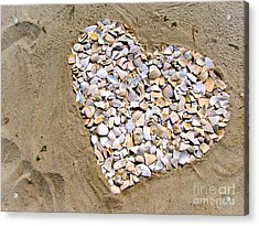 Love At The Jersey Shore Acrylic Print