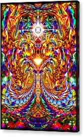 Love Awakening Acrylic Print