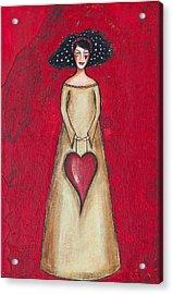 Love Bringer Acrylic Print