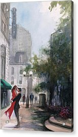 Love By The Biltmore Acrylic Print