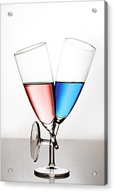 Acrylic Print featuring the photograph Love by Gert Lavsen