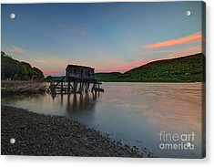 Love Shack Acrylic Print