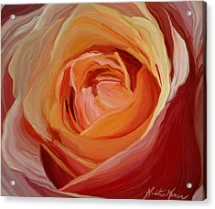 Love Thee Acrylic Print