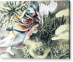 Love To Ramon Acrylic Print