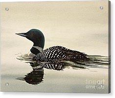 Loveliest Of Nature Acrylic Print