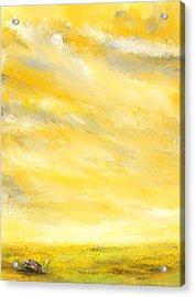 Lovely Sunny Day  Acrylic Print by Lourry Legarde