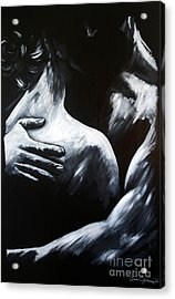 Love's Embrace Acrylic Print