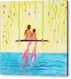 Loving Sunshine Acrylic Print