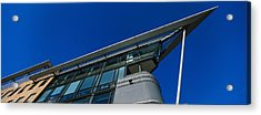 Low Angle View Of A Building, Aker Acrylic Print by Panoramic Images