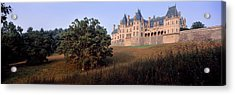 Low Angle View Of A Mansion, Biltmore Acrylic Print