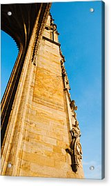 Low Angle View Of Cathedrale Acrylic Print