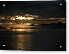 Low Cloud Acrylic Print by Lee Stickels