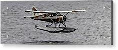 Low Flying Plane 003 Acrylic Print