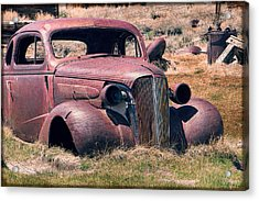 Acrylic Print featuring the photograph Low Rider by Steven Bateson