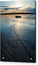 Low Tide Parking Acrylic Print