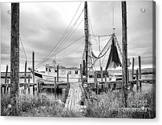 Lowcountry Shrimp Boat Acrylic Print