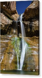 Lower Calf Creek Falls Acrylic Print