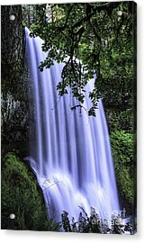 Lower South Falls IIi Acrylic Print