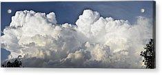 Lubbock Cloud Formation Acrylic Print