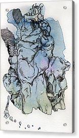 Lucid Mind - 8 Acrylic Print