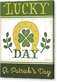 Lucky Day Acrylic Print