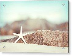 Lucky Star Acrylic Print