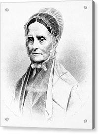 Lucretia Coffin Mott (1793-1880) Acrylic Print by Granger