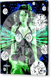 Lucy In The Sky With Diamonds Acrylic Print