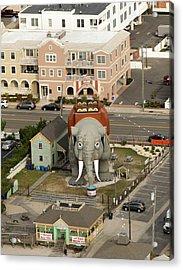 Lucy The Elephant Acrylic Print