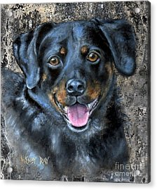 Lucy Acrylic Print