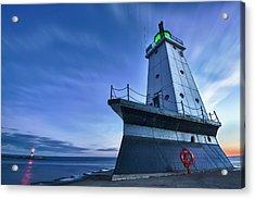 Ludington North Breakwater Lighthouse Acrylic Print