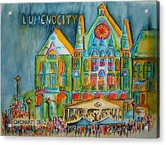 Lumenocity  Acrylic Print