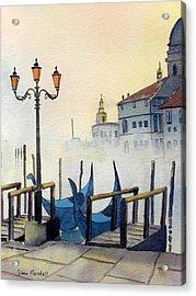 Lumi Di Candelbro Acrylic Print