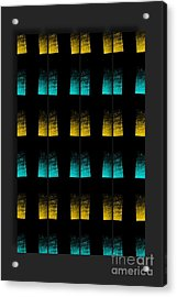 Acrylic Print featuring the digital art Luminescence 7a by Darla Wood