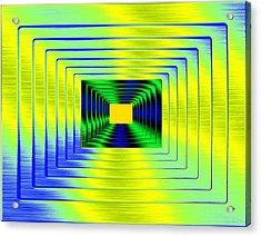 Luminous Energy 18 Acrylic Print