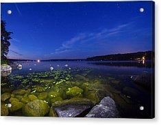 Luminous Lake Acrylic Print