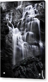 Luminous Waters Acrylic Print by Janie Johnson