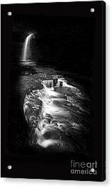 Luminous Waters Vi Acrylic Print